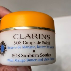 Clarinet SOS Sunburn Soother with mango & shea